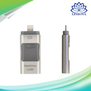 USB3.0 Flash Drive USB Drive USB Memory for iPhone 32GB Pen-Drive Memory Storage pictures & photos