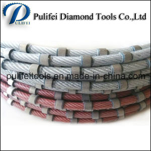 Diamond Power Cutting Tools Wire Saw for Marble Granite pictures & photos