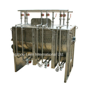 Garment/Sock Dyeing Machine/Paddle Dyeing Washing Machine pictures & photos