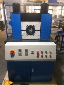 Non-Standard Fitting/Flange/Hose Super Thin Hose Crimping Machine with Ce/Patent From China Standard Setter (JKL350C) pictures & photos