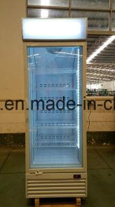600L Glass Single Door Upright Display Freezer pictures & photos