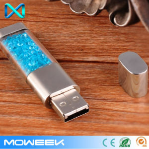 Hot Crystal Diamond Pen USB Flash Drive Stick pictures & photos