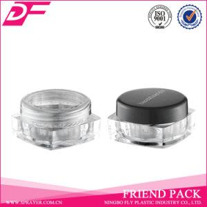 5g Luxury PS Cream Jar Plastic Jar Small Jar