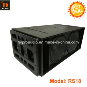 RS18 PRO Audio, Line Array Audio, Speaker System pictures & photos