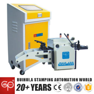 Nc Roll Feeder Machine Can Used in Household Appliances Manufacturers (RNC-100) pictures & photos