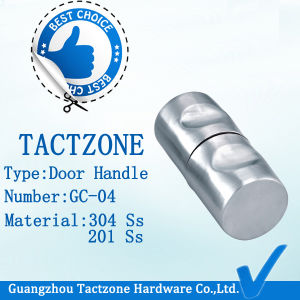Canton Fair Bathroom Partition Accessories Stainless Steel Door Handle pictures & photos
