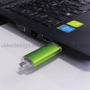 3.0 Metal OTG USB Flash Disk High Quanlity Classic Packing (3.0 UL-OTGP02) pictures & photos