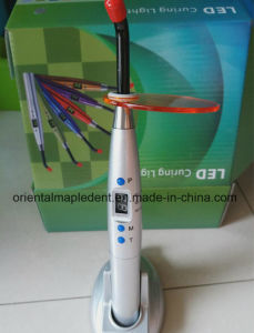 Rainbow Dental Wireless Cordless LED Curing Lamp (Om-L019) pictures & photos