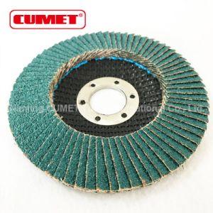 Non Woven Flap Disc Interleaf Abrasive Cloth pictures & photos
