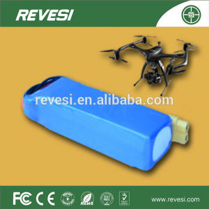 China Supplier 22.2V10ah High Ratio of Polymer Battery for Unmanned Aerial Vehicle and Model Airplane pictures & photos