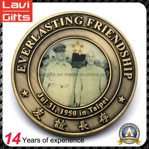 Hot Sale Custom Memorial Honor Coin Metal Souvenir Coin pictures & photos