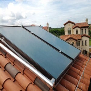 Selling Solar Water Heating Heat Pipe Collector pictures & photos