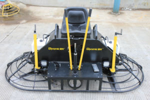 Ride-on Power Trowel (QUM-78) with Honda Engine pictures & photos