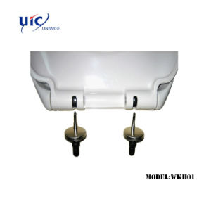 Toilet Seat Quick Release Hinge pictures & photos