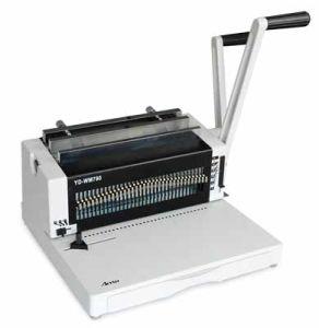 Desktop Binding Machine (WM-790) pictures & photos