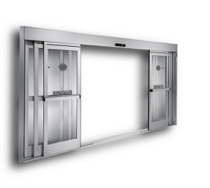 Manuel Sliding Door for ICU pictures & photos