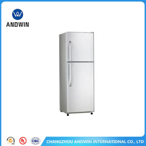 No Frost Double Door Refrigerator 250L pictures & photos
