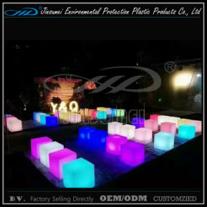 LED Public Cube Chair Furniture Lighting for Big Party Events pictures & photos