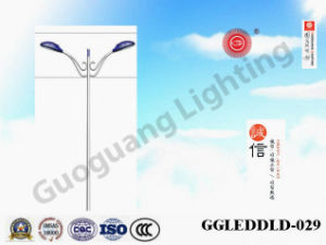 Ggledld-029 Patent Design IP65 High Quality 6m-12m LED Street Lights pictures & photos