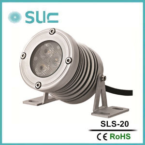 SLS-20 LED Spot Lighting with Aluminium Alloy Body pictures & photos