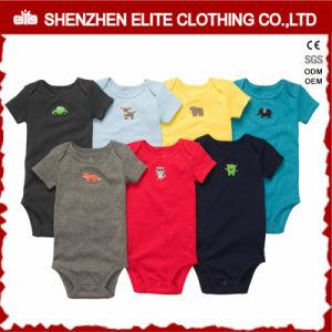 Wholesale Cheap Baby Organic Cotton Romper (ELTBCI-12) pictures & photos