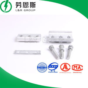 High Voltage Overhead Accessories APG-C3 Clamp/Pg Clamp/Three Bolts Aluminium Parallel Groove Cable Connector 25-240mm2 pictures & photos