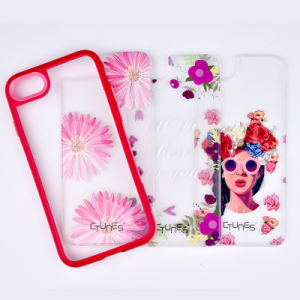 C&T for iPhone 7 Case, Creative Pattern Design Case Cover Detachable Hybrid Hard PC Panel and Soft TPU Bumper Case for Apple iPhone 7 pictures & photos