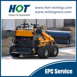 Construction Equipment Mini Skid Steer Loader Alh380 pictures & photos