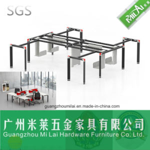 Office Table Leg Height Adjustable Powder Coating Table Base pictures & photos