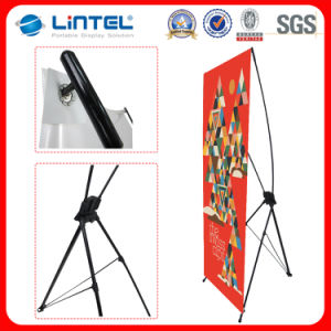 Portable Cheap X Banner Display pictures & photos