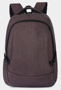College Canvas Laptop School Bag Student Backpack Bag Yf-Bb16182 pictures & photos