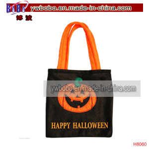 Halloween Pumpkin Shopping Bag Party Gift (H8060) pictures & photos