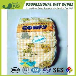 Online Transaction Cheap Soft Baby Diaper with Good Quality pictures & photos
