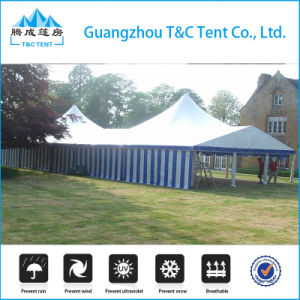 12X15m High Peak Mixed Wedding Marquee Tent and Lining Inside pictures & photos