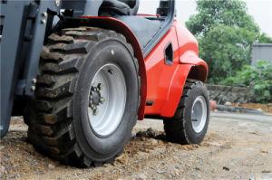 1.8ton 2.5ton 3.5ton 2WD off Road Performance Rough Terrain Forklift pictures & photos