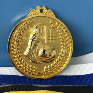 Metal Gold Plating Blank Medal for Award pictures & photos