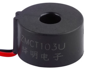 Miniature Current Transformer Zmct103u/ Electronic Current Flying-Wires Transformer pictures & photos