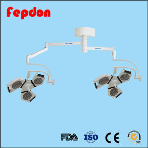 Hospital Room Use Surgical Lamp Operation Light (YD02-LED3+4) pictures & photos