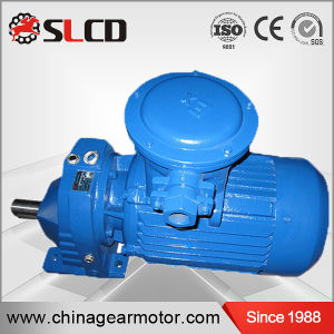 Rec  Small Ratio High Speed Single Stage in Line Helical Cement Conveyor Gearboxes pictures & photos