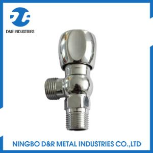 Dr 5021 Chrome Plated Brass Angle Valve for Bathroom pictures & photos