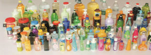 Automatic Pet Stretch Blow Molding Machine for Beverage Bottle 300ml pictures & photos