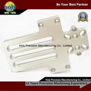 OEM CNC Aluminium Parts with Color Anodized CNC Parts pictures & photos
