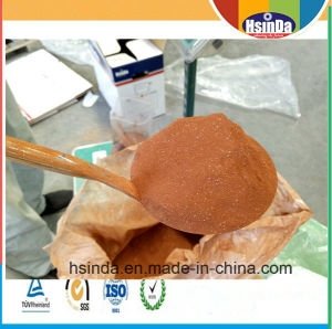 Hsinda Manufacture Bonded Metallic Bronze Pearl Paint Powder Coating pictures & photos