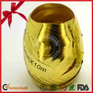 Christmas Decoration Shiny Gift Curling Ribbon Egg for Packaging pictures & photos
