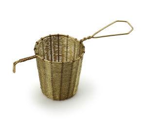 Silver Tea Strainer Deep Basket Tea Infuser pictures & photos