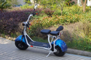 Chinese Factory 60V 12A Electric Scooter 800W Citycoco Scooter (JY-ES005) pictures & photos