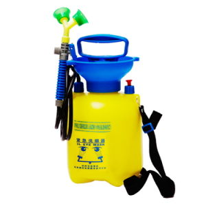 Ilot MP0010 Plastic Pump up Emergency Eye Wash Sprayer pictures & photos