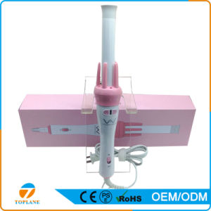 PRO Automatic Hair Curling Iron Titanium Ceramic Oil Coating Hair Curler Roller Machine for Hair Care pictures & photos