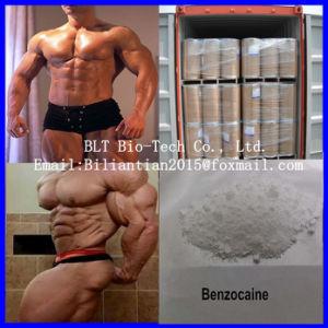 Benzocaine 400 Mesh 99.9% Purity 94-09-7 Benzocaine pictures & photos