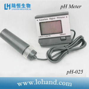 Suitable for Aquarium Use pH Meter with 1 Point Calibration pH-025 pictures & photos